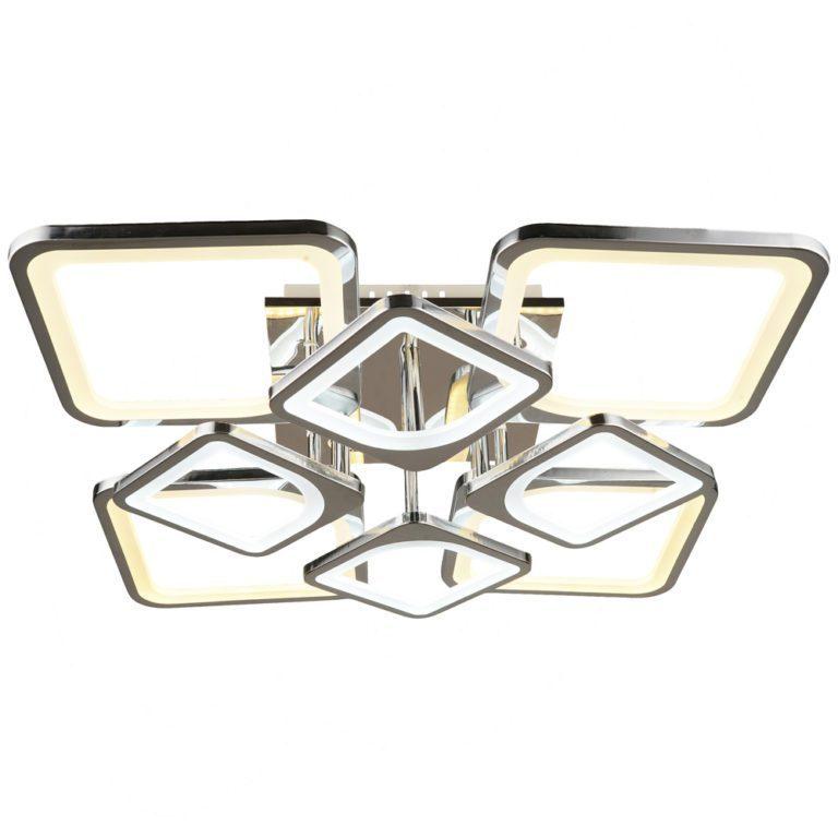 Люстра LED c пультом Y1540/4+4