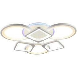Люстра LED c пультомY1586/3+3
