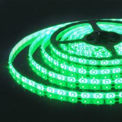 Светодиодная лента 2835/60 LED 4.8W IP65 зеленый свет
