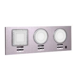Секция сборного стенда для встраиваемых светильников Downlight a045249