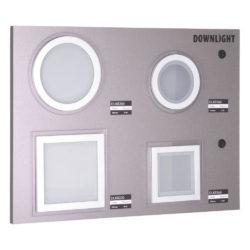 Секция сборного стенда для встраиваемых светильников Downlight a045289
