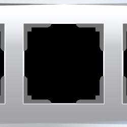 Рамка на 5 постов (зеркальный) WL08-Frame-05