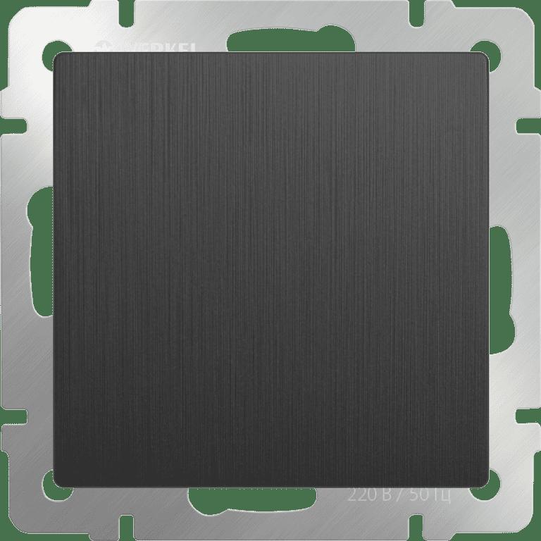 Заглушка (графит рифленый) WL04-70-11