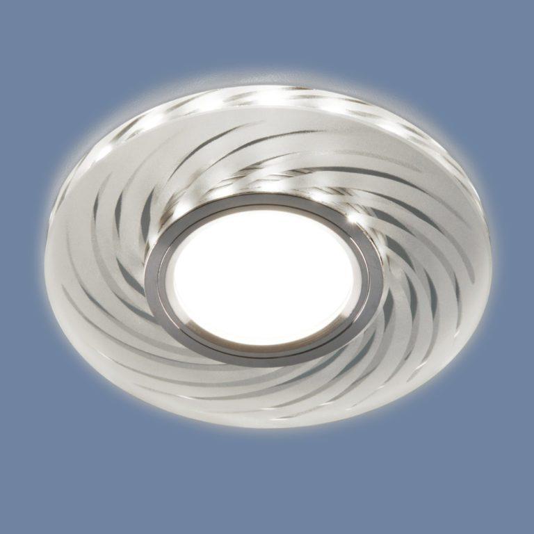 Точечный светильник с LED подсветкой 2249 MR16