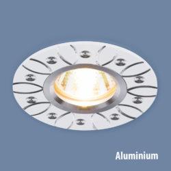 Алюминиевый точечный светильник 2007 MR16 WH белый