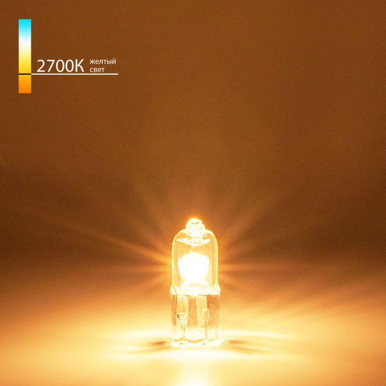 Лампа галогенная G4 12 В 35 Вт сверхъяркая