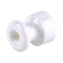 Изолятор 50 шт. (белый) Ретро WL18-17-01