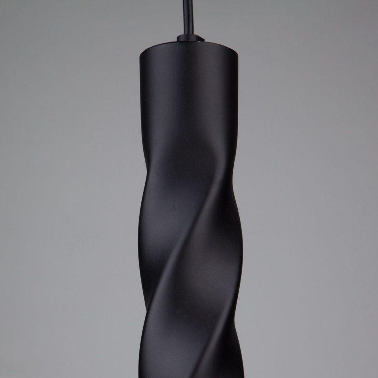 Светодиодный подвесной светильник 50136/1 LED черный