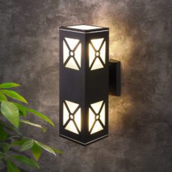 Уличный настенный светильник 1405 TECHNO