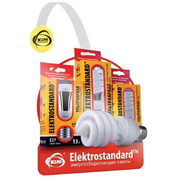 """Воблер Elektrostandard """"Энергосберегающие лампы"""" a028154"""