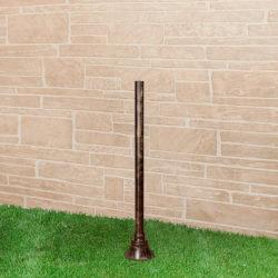 Столб для светильника 1043 120 см черное золото A023552