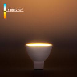 Светодиодная лампа JCDR01 5W 220V 3300K