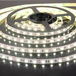 Светодиодная лента 5050/60 LED 14.4W IP20 белый свет 6500К