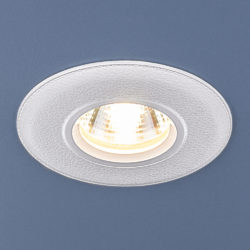 Встраиваемый точечный светильник 107 MR16 WH белый