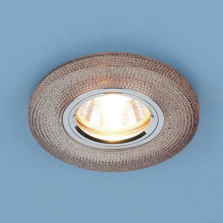 Встраиваемый точечный светильник со светодиодной подсветкой 2130 MR16 GС тонированный