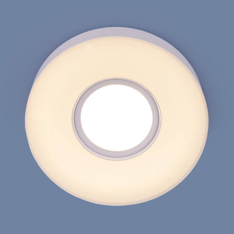 Встраиваемый точечный светильник со светодиодной подсветкой 2240 MR16 WH белый