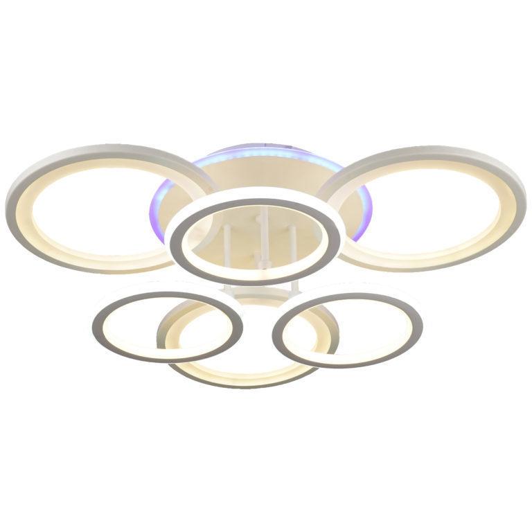 Люстра LED WX012-5