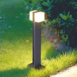 Maul черный ландшафтный светодиодный светильник IP54 1520 TECHNO LED