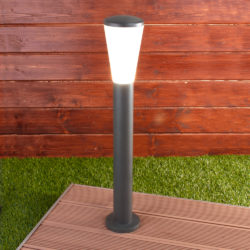 Ландшафтный светильник IP54 серый 1417 TECHNO