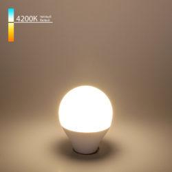 Светодиодная лампа Mini Classic 7W 4200K E14 BLE1406