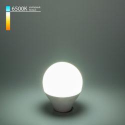 Светодиодная лампа Mini Classic  7W 6500K E14 BLE 1407