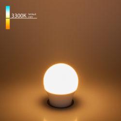 Светодиодная лампа G45 7W 3300K E27 BLE2730