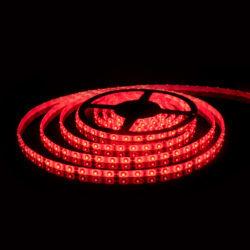 Светодиодная лента 2835/60Led 4,8W IP20 красный свет