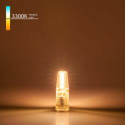 Светодиодная лампа JC 3W 12V 360° 3300K G4 BLG411