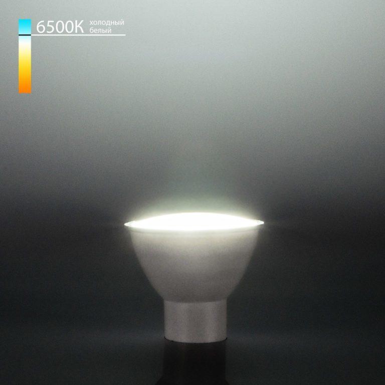 Светодиодная лампа JCDR 9W 6500K GU10 BLGU1004