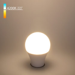 Светодиодная лампа A60 10W 4200K E27 BLE2721