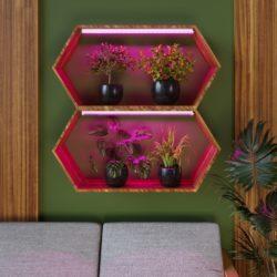 Линейный светильник для растений 14 Вт FT-002