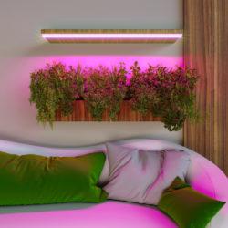 Линейный светильник для растений 18 Вт FT-003
