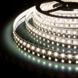 Светодиодная лента 2835/120 LED 9,6W IP20 теплый белый 3300К