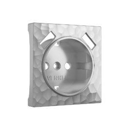 Накладка для розетки USB (серебряный) W1279506