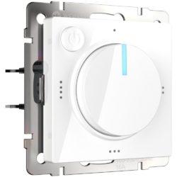 Терморегулятор электромеханический для теплого пола (белый) W1151101