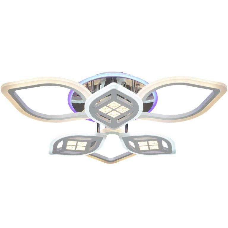 Люстра LED с пультом YF044/3+3
