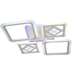 Люстра LED с пультом YF302/2+2