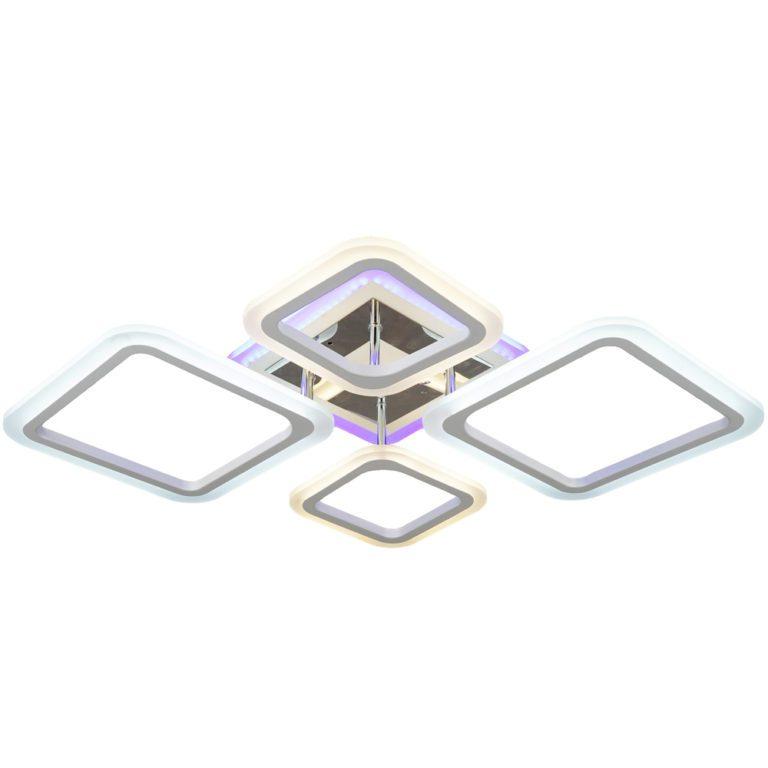 Люстра LED с пультом YF353/4