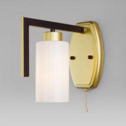 Настенный светильник в стиле лофт 70126/1 черный