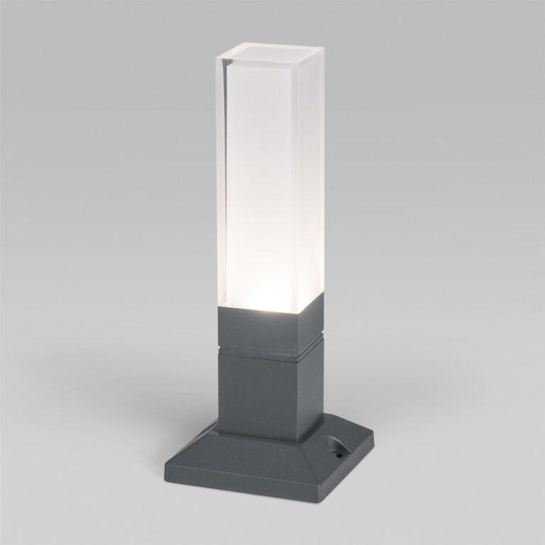 Уличный ландшафтный светодиодный светильник Серый IP54