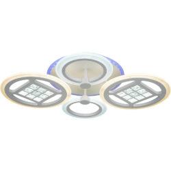 Люстра LED с пультом+диммер YF045/2+2