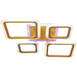 Люстра LED с пультом+диммер YX068/4 4700 рублей
