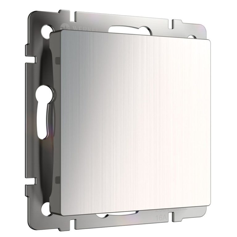 Заглушка (Глянцевый никель) W1159202