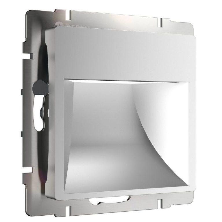 Встраиваемая LED подсветка (серебряный) W1154106