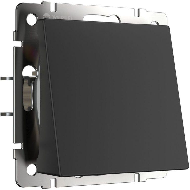 Вывод кабеля (черный матовый) W1150208