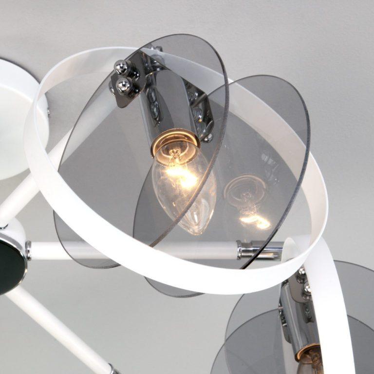 Потолочный светильник в стиле лофт 70121/1 черный
