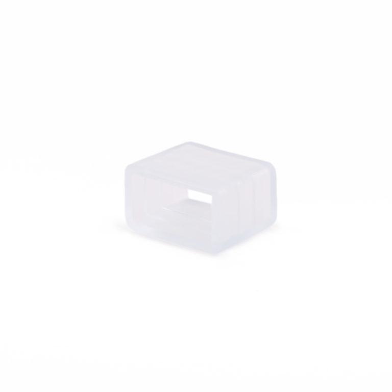 Заглушка для ленты LS002 220V RGB (10шт) End Cup 220V 5050 RGB