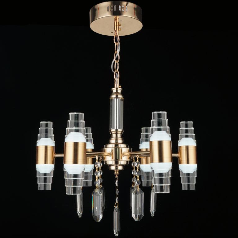 Люстра LED подвесная E1915/6