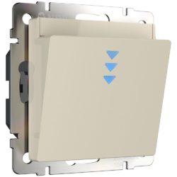 Электронный карточный выключатель (слоновая кость) WL03-01-03
