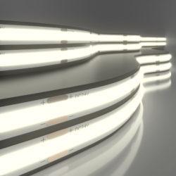 Лента светодиодная 24V 11W 352Led COB IP20 дневной белый, 5 м COB 24V 352Led 11W IP20